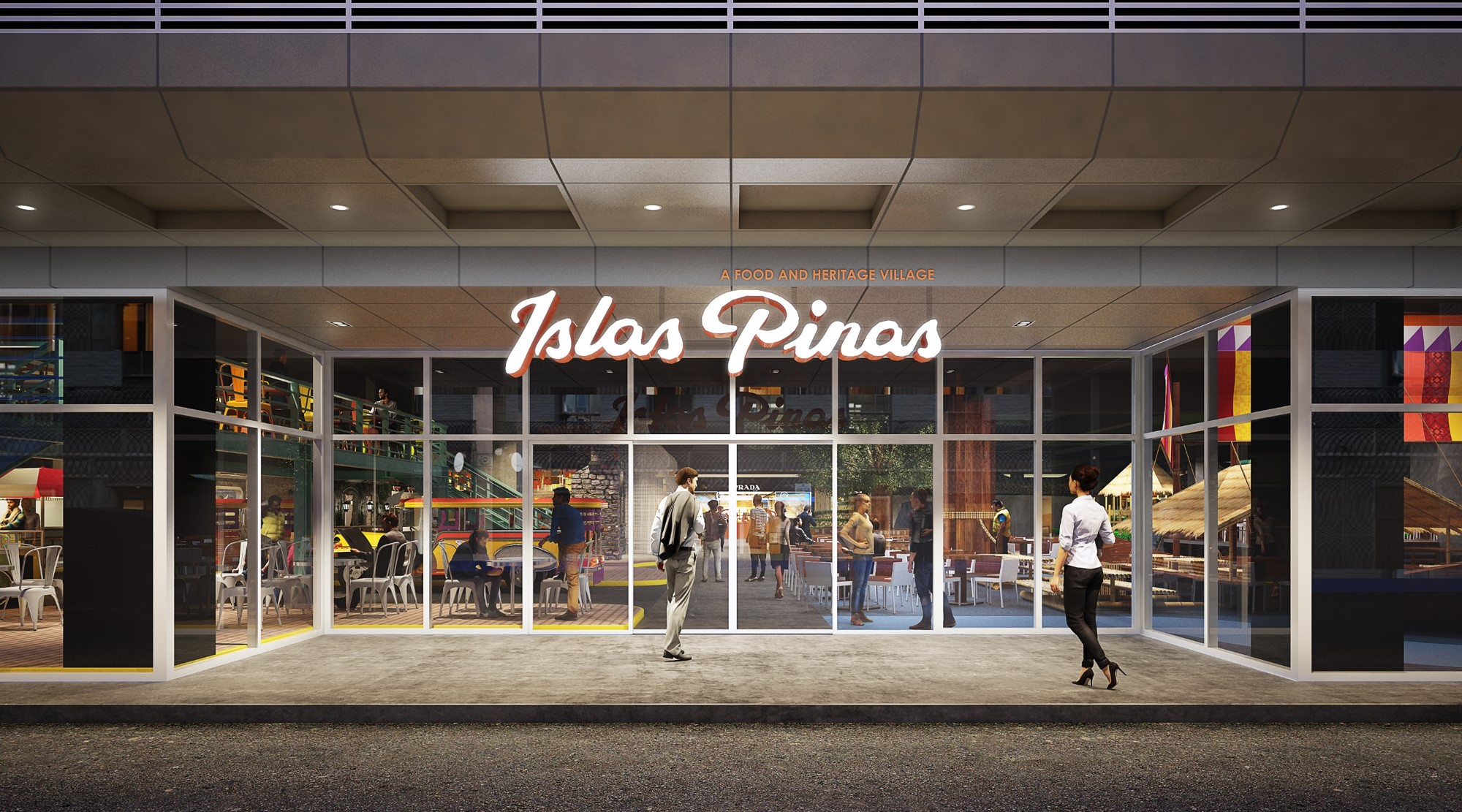 ISLAS PINAS, THE NEW ICON OF TOURISM THROUGH FILIPINO CUISINE, OPENS AT DOUBLEDRAGON PLAZA AT DD MERIDIAN PARK