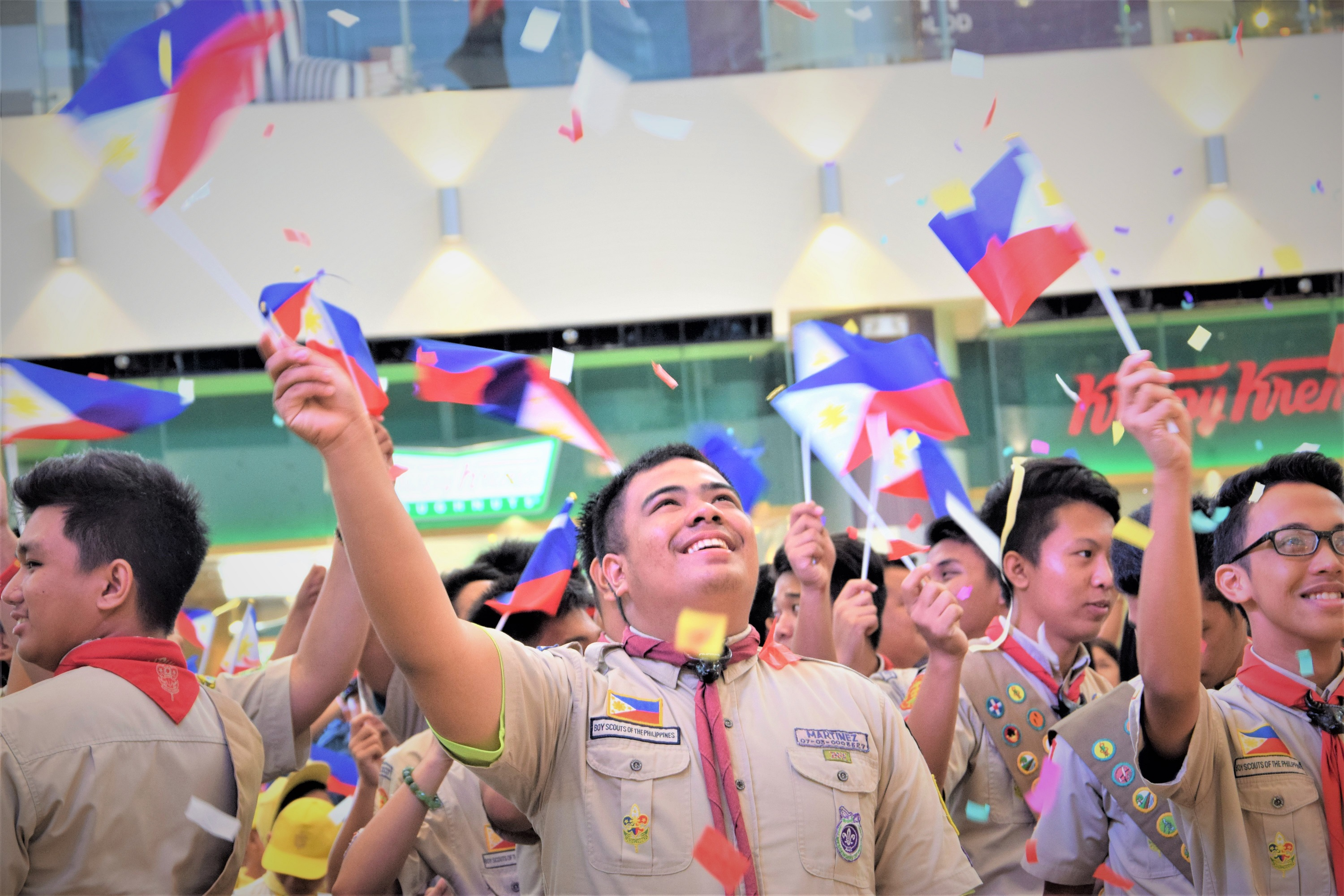 Celebrate Pinoy SMiles at SM Supermalls