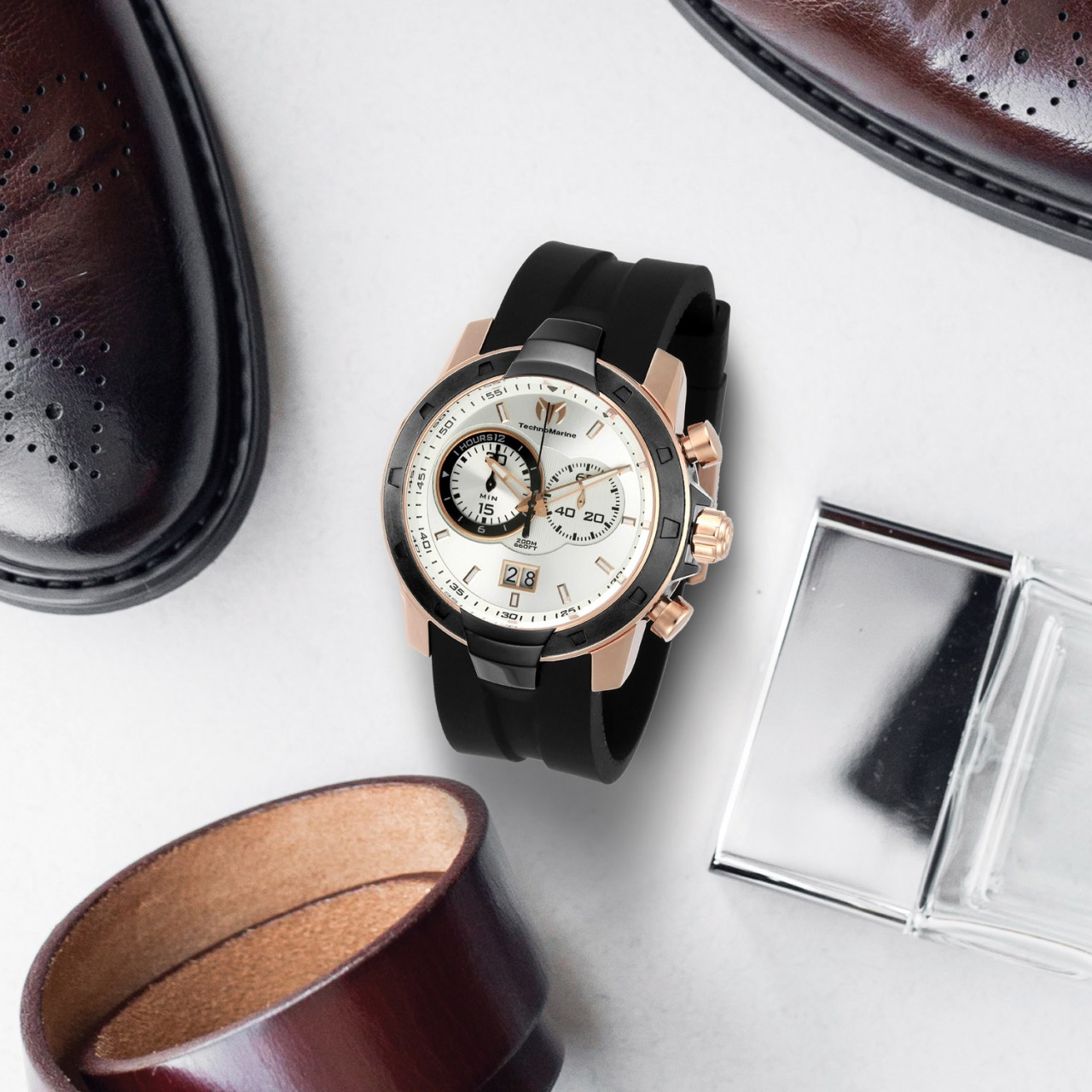 TechnoMarine's gift of time for dad_photo
