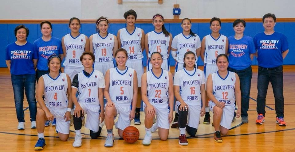 Discovery Perlas Pilipinas wins in Japan tourney anew