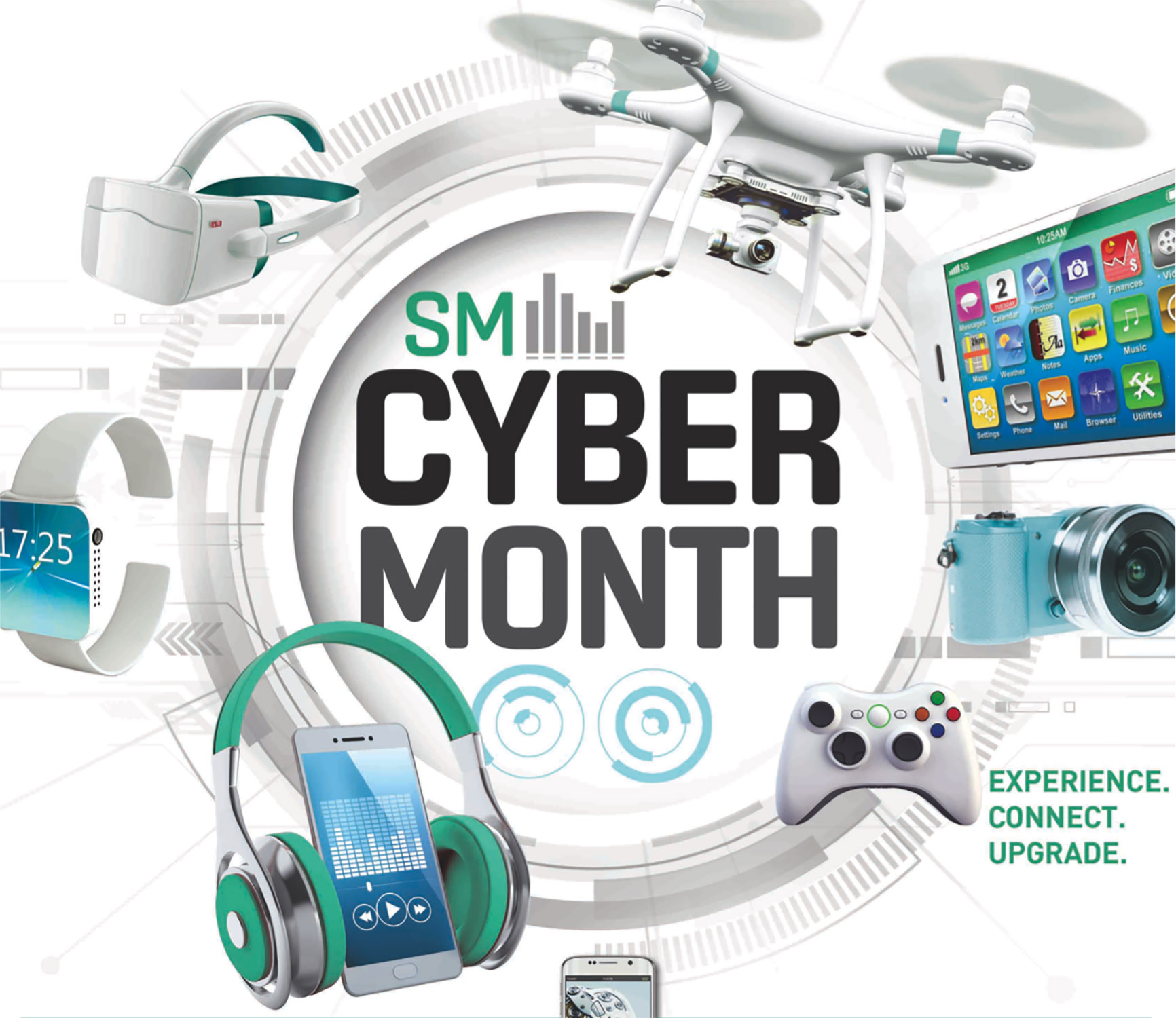 Celebration of tech, gadgets, and gaming at SM Cybermonth
